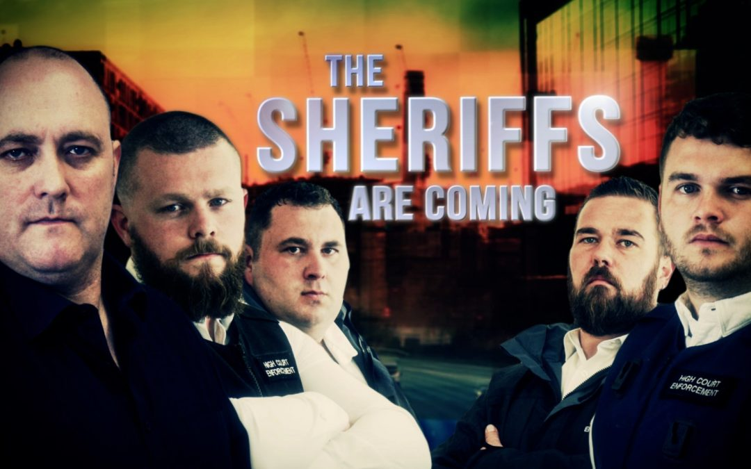 The Sheriffs are Coming 2020 New series episode 1 a new Sheriffs in town
